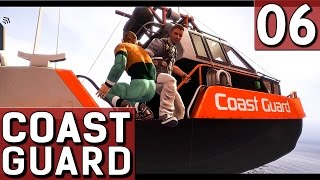 COAST GUARD #6 BEFRAGUNG See Adventure Simulation deutsch german