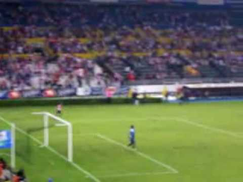 Chivas goal vs atlante
