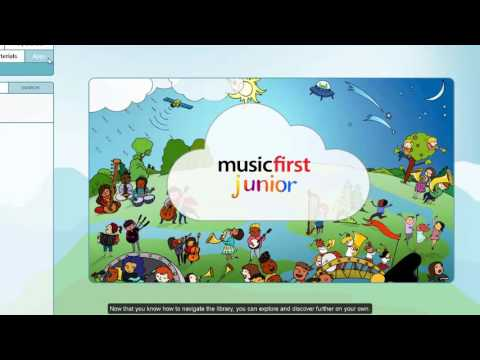 MusicFirst Junior, intro and overview