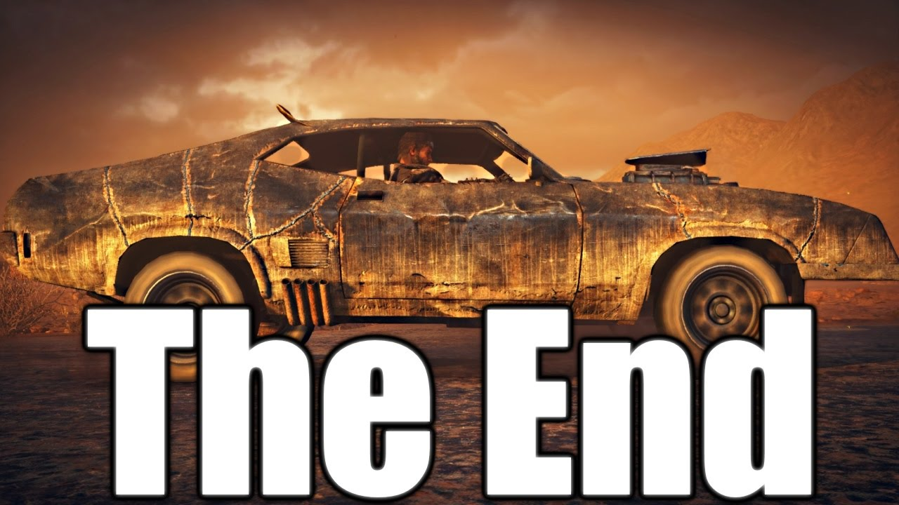 mad max gameplay playthrough 22 the end pc youtube. Black Bedroom Furniture Sets. Home Design Ideas