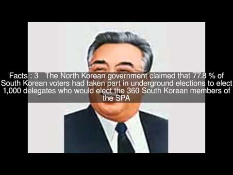 North Korean parliamentary election, 1948 Top  #6 Facts