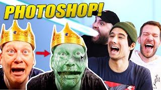 PHOTOSHOP - Knossi & Unge - feat. Cengo und Jan Meygod