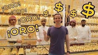 Buscando el ORO MÁS CARO en Dubái (Y lo encontré)