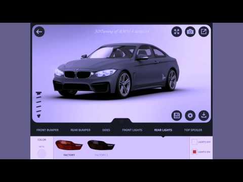 Делаем машину мечты в 3D TUNING - RVS