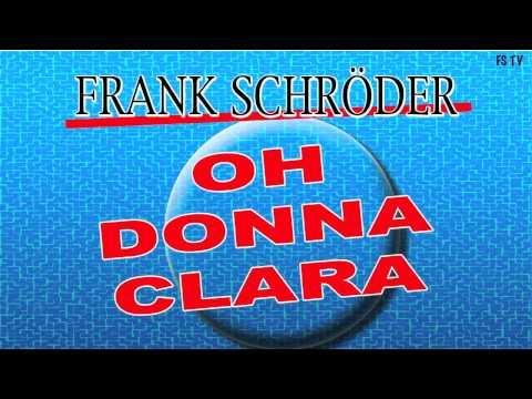 "Oh Donna Clara (Party Tango Version) - Frank Schröder ""Official Promo Audio Video"""
