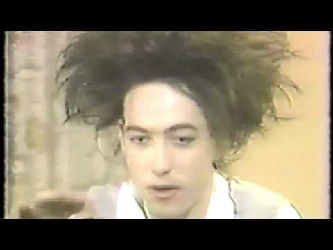1986 - Robert Smith (the Cure) Interview 120mins