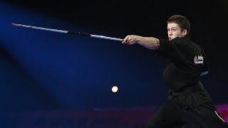 Le bâton avec  Luke Scott au 29ème Festival des Arts Martiaux