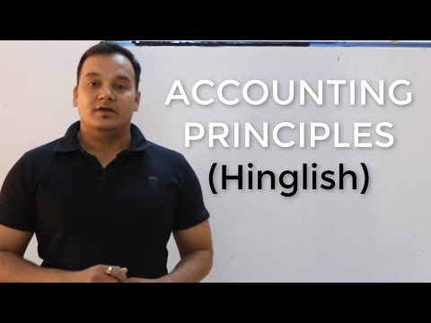 Lesson 2: Accounting Principles