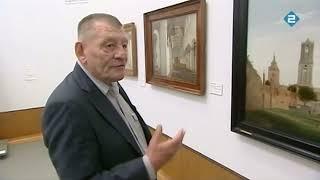 Bernlef over 'Gezicht op de Mariaplaats' van Pieter Saenredam