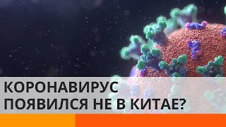 Коронавирус существовал задолго до вспышки в Китае ICTV