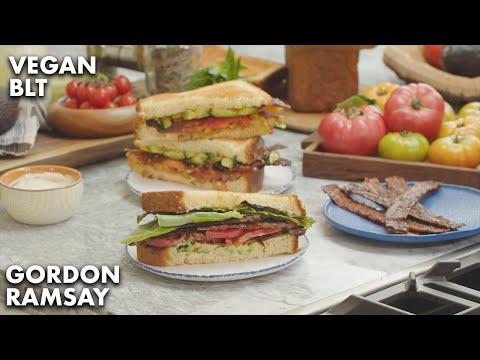 Gordon Ramsay Goes Vegan…for lunch !