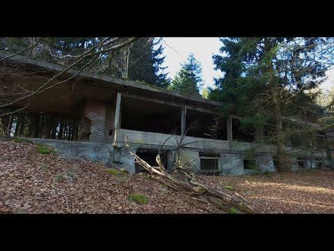 Lost Places - Konrad Adenauer Ruin 2017 (Germany, Eifel)