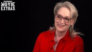 The Post   On-set visit with Meryl Streep