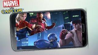 Marvel vs Capcom para Android