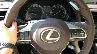 The H Does It All // 2018 Lexus RX450h Overview