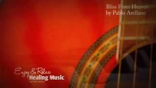 The Most relaxing Guitar Music Ever (Bliss) Beautiful heart