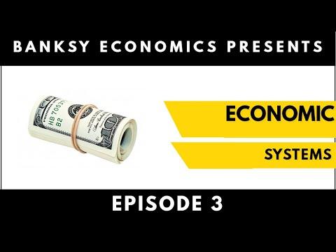 Episode 3: Economic Systems - Free Market, Command & Mixed Economies