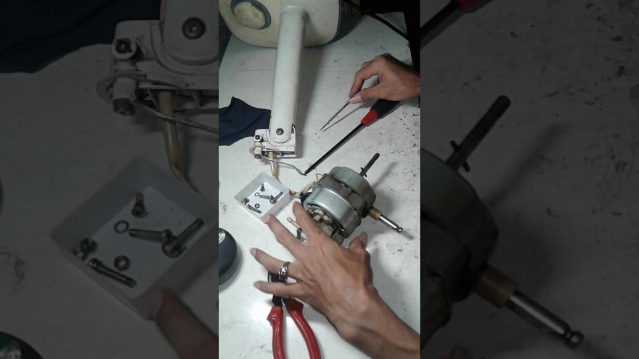 Cara Melepas Motor Kipas Angin Macet Memperbaiki Kipas Angin Mati