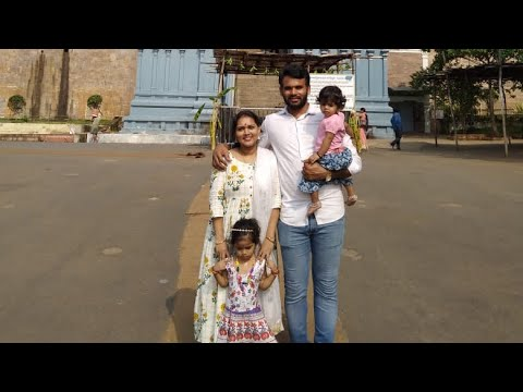 DIML//Visiting Simhachalam Temple//Family Time//