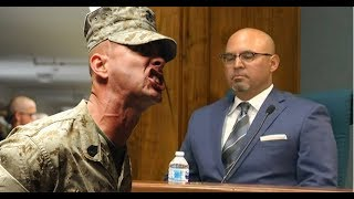 KARMA JUST HIT THIS IGNORANT CA TEACHER DISSING OUR MILITARY! thumbnail