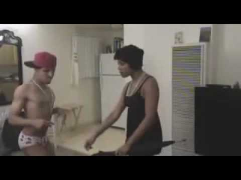 Chris Brown And Rihanna Parody