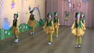 Детский сад татарский танец.MOD