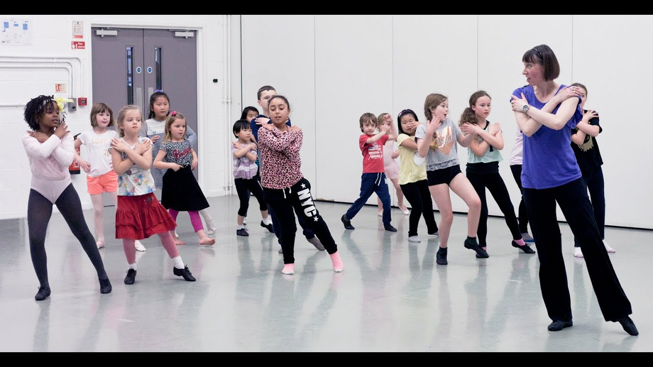 Jazz Dance Kids - YouTube