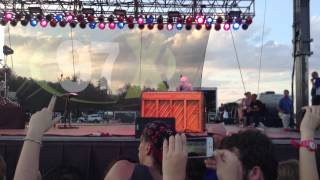 Car Radio by twenty one pilots (Live) - 97x Backyard BBQ 2013