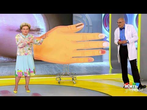 Почему ногти на ногах белые