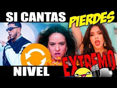 SI CANTAS PIERDES Y REINICIAS EL VIDEO EXTREMO 🔥💣💥🎵😁💻