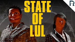 State of LUL - Lirik Stream Highlights #75 - State of Decay 2