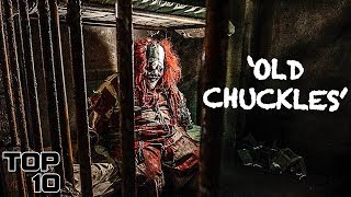 Top 10 Scary Prison Urban Legends