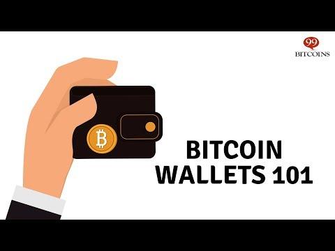 Bitcoin wallets 101