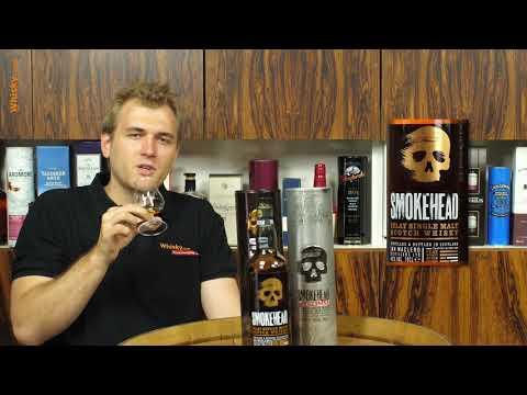 Whisky Review/Tasting: Smokehead