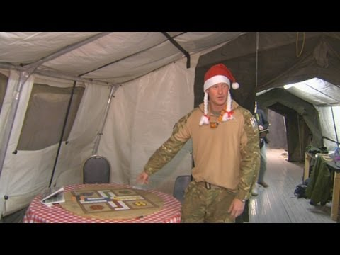 Prince Harry in Afghanistan: His personal tour of Camp Bastion