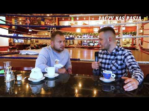 Przy kawie o sporcie #10: Bartosz Ignacik [www.laczynaspasja.pl]