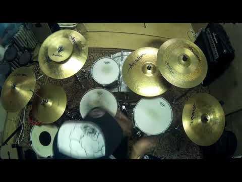 Patrik Árendás ► Peter Pann - TANCUJ ft. Mišo Biely, Šorty, Kali (Drum Cover)