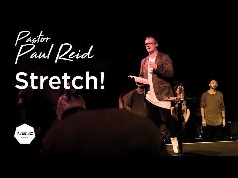 Paul Reid - Stretch - Sunday 27th August 2017