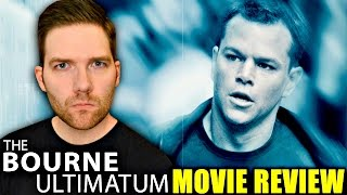 The Bourne Ultimatum - Movie Review
