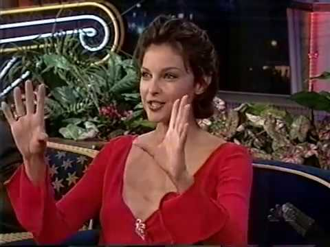 Ashley Judd   The tonight  Leno 1997 10 03