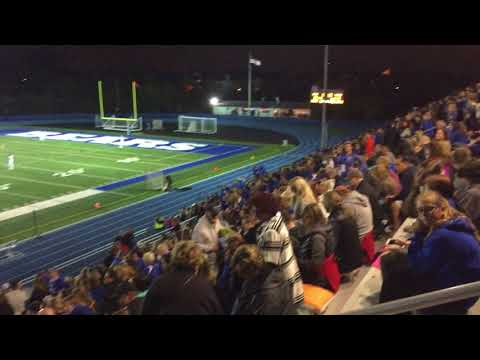 2017 10 13 Undefeated Lake Zurich Bears take the field