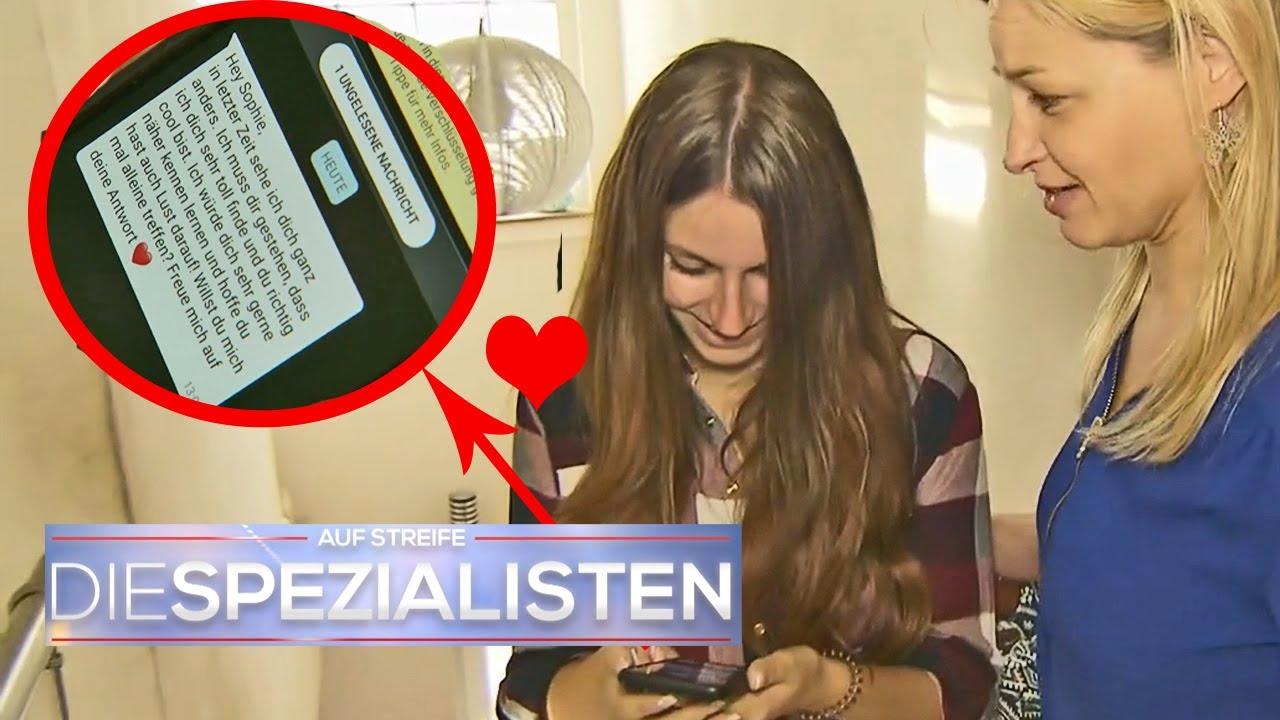 Heftig verknallt! Liebes-Geständnis per WhatsApp endet im mega Desaster! | Die Spezialisten | SAT.1