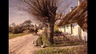 Peder Mørk Mønsted (1859-1941) - Danish painter ✽ Greensleaves