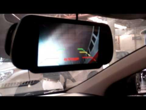 Lắp Đặt Loa Ô Tô, Lắp Đặt Camera Lùi, Màn Hình Trên Gương ở DNT Ô Tô 896 Láng HN