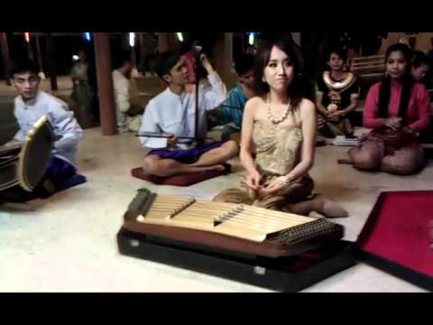 Kim - Traditional Thai Music Instrument - Siam Niramit