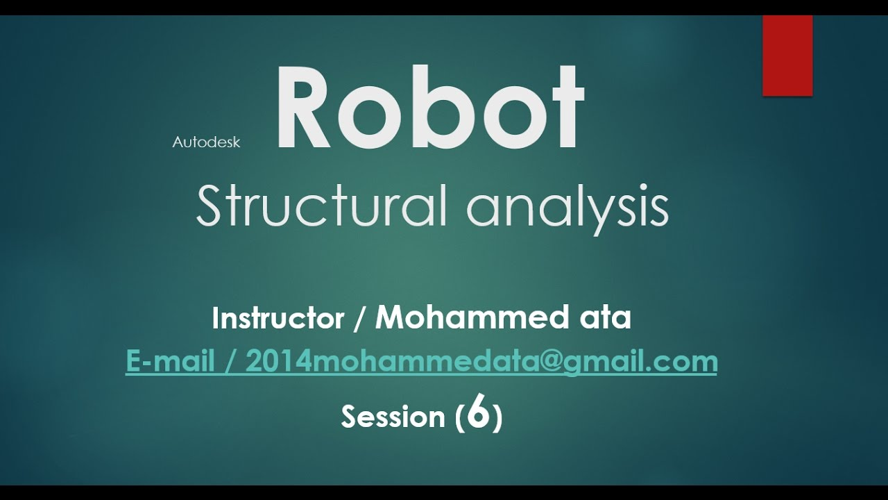06 - Robot Structural Analysis Professional - Section ...