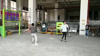 Latest Wonderful Electronic Dodgeball Play Test In Liben Factory