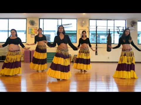 Kale Dai- Nira jaile risaune - Nepali Belly Dance Fusion (Banjara School Of Dance)
