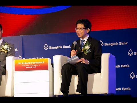 Bangkok Bank Seminar: The Maritime Silk Road and AEC (Part 1)