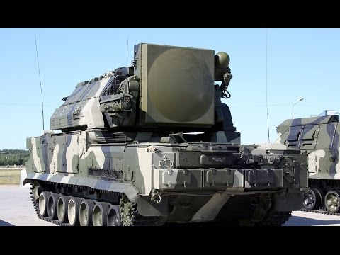 TOR : Russian Short Range Air Defence System